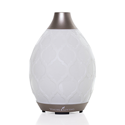 Home Diffuser Dew Drop Design Beauty On The Road