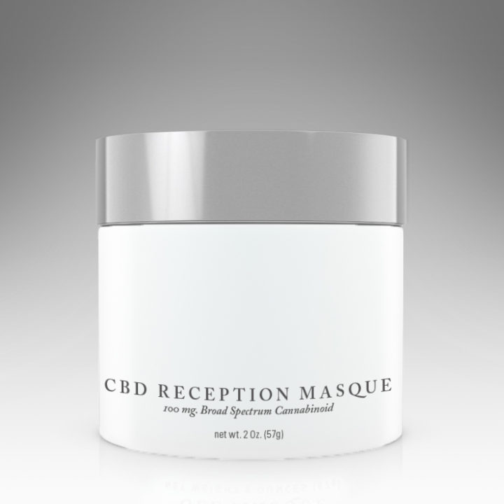 CBD RECEPTIONS MASQUE - 2 oz – 100mg